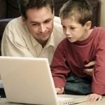 Los chicos e internet: padres concientes