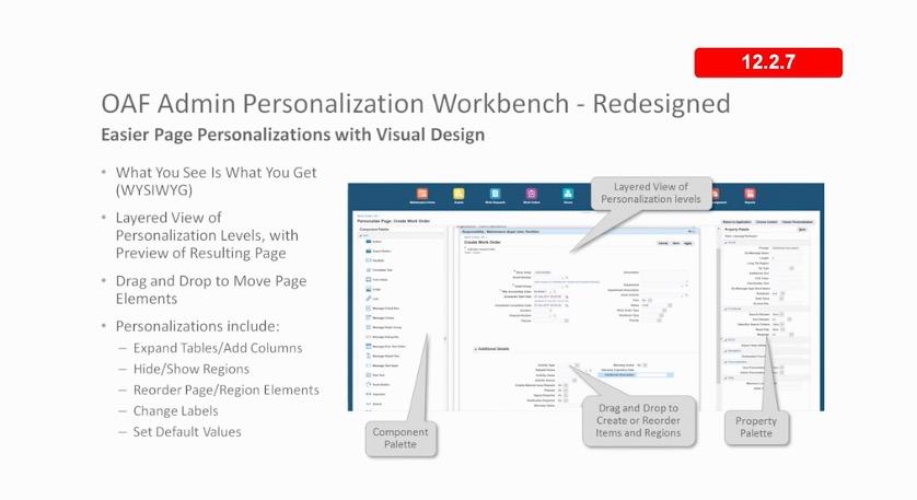 Oracle Lanza Una Nueva Versión De E Business Suite R12 2 7