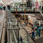 Venta minorista en shoppings