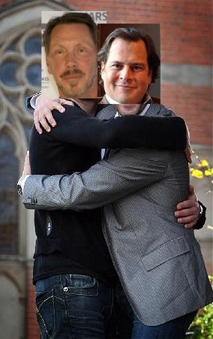 Larry & Mark