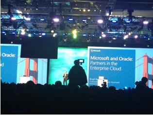 Oracle & Microsoft Partnership